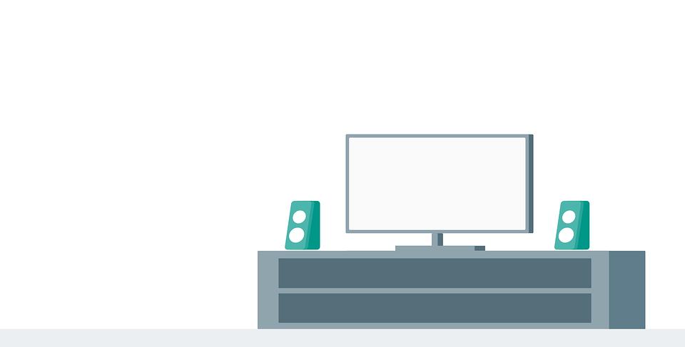grafika televize