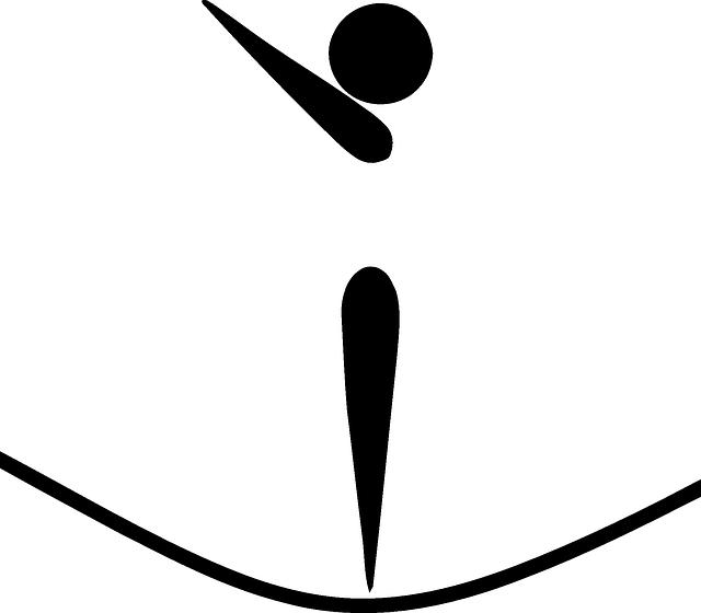 znak skokana