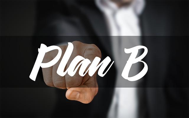 plány