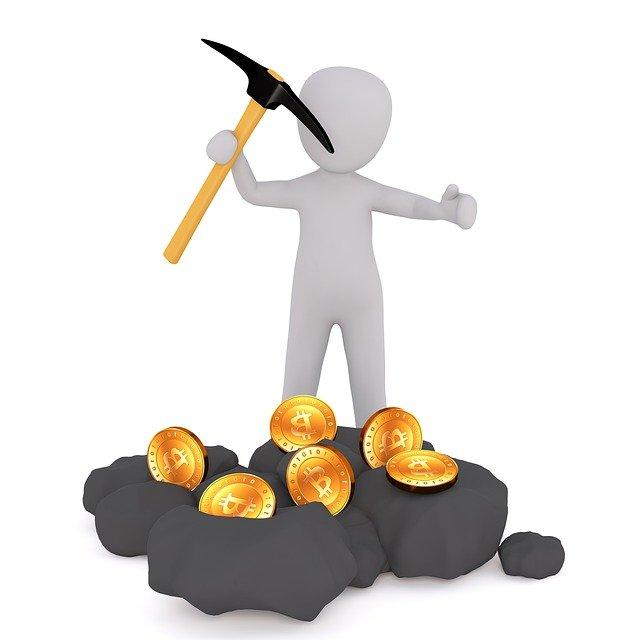 Mining BTC anebo vydělávání na kryptoměně