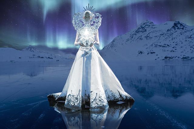 královna ledu