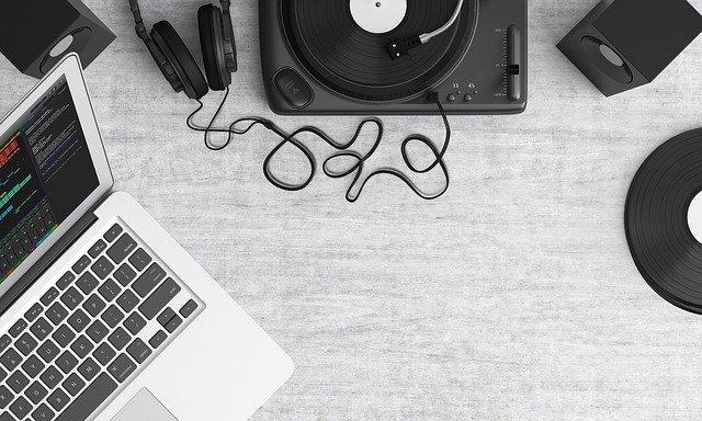 audio zařízení