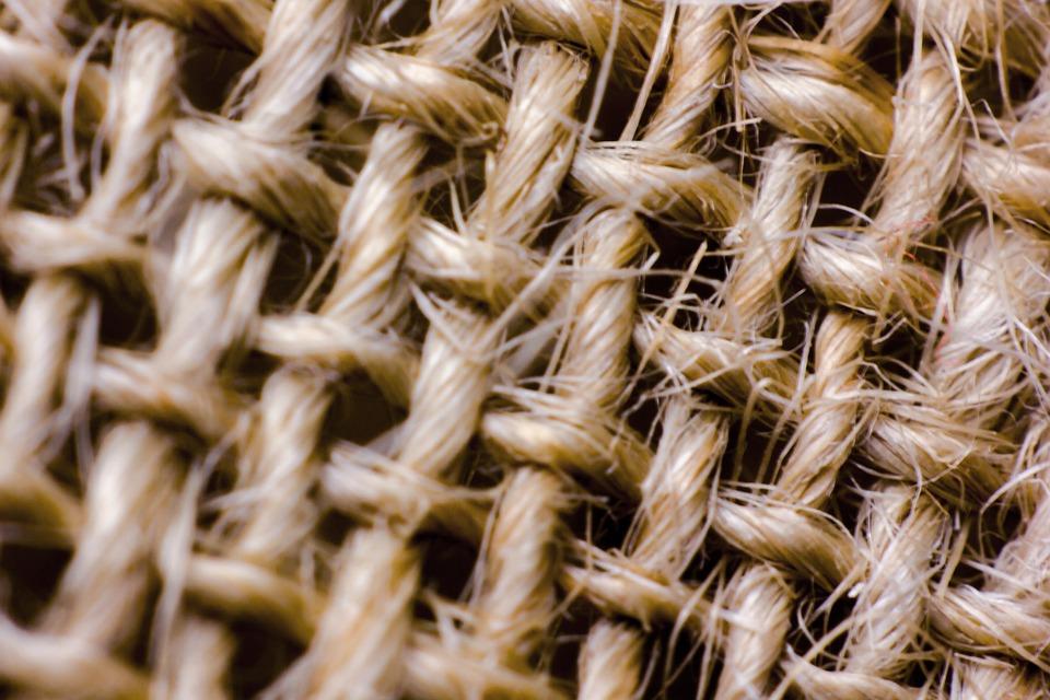 kobercová vlákna