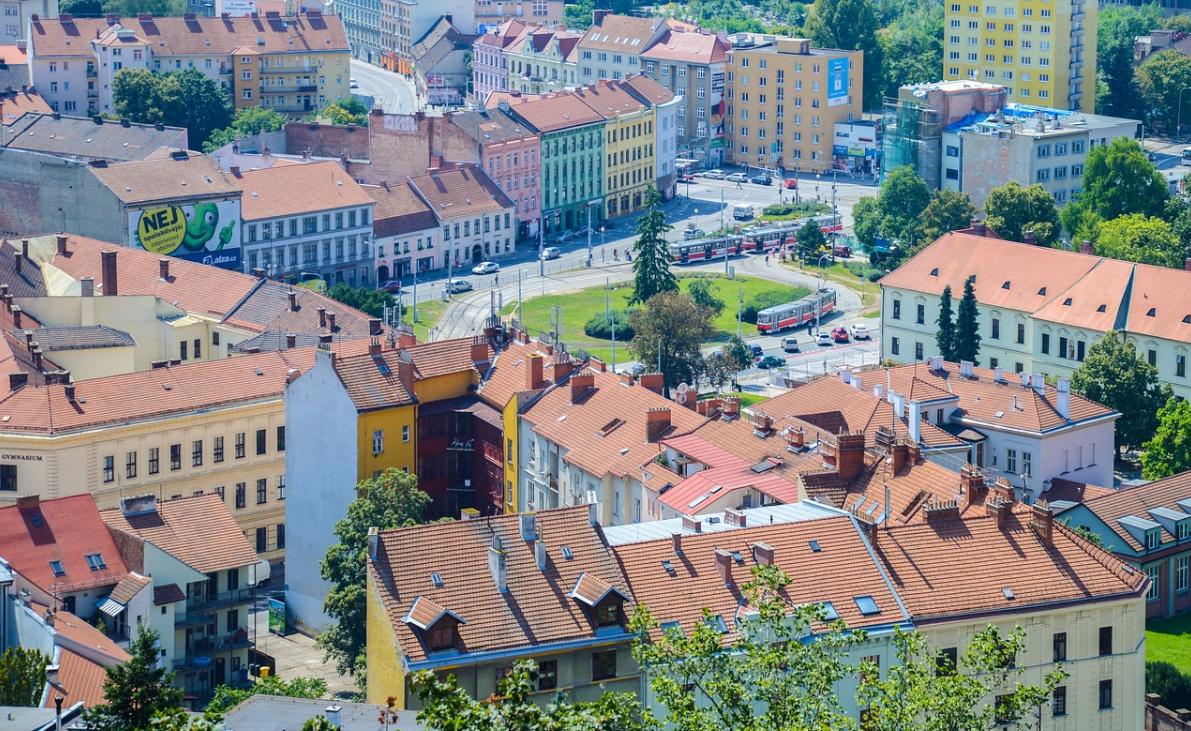 Tvorba loga Brno
