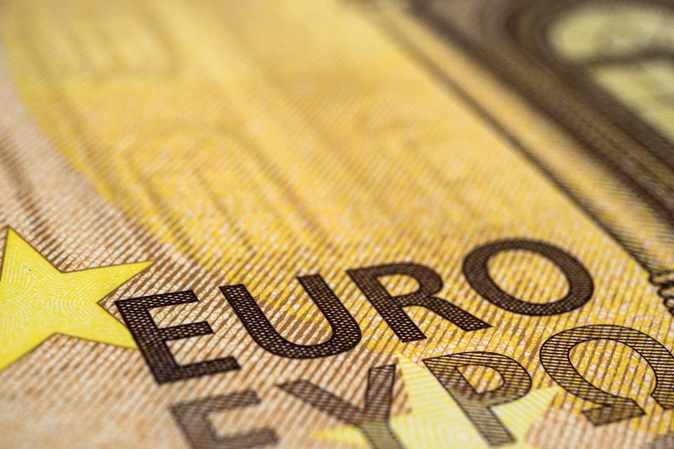 výřez eura