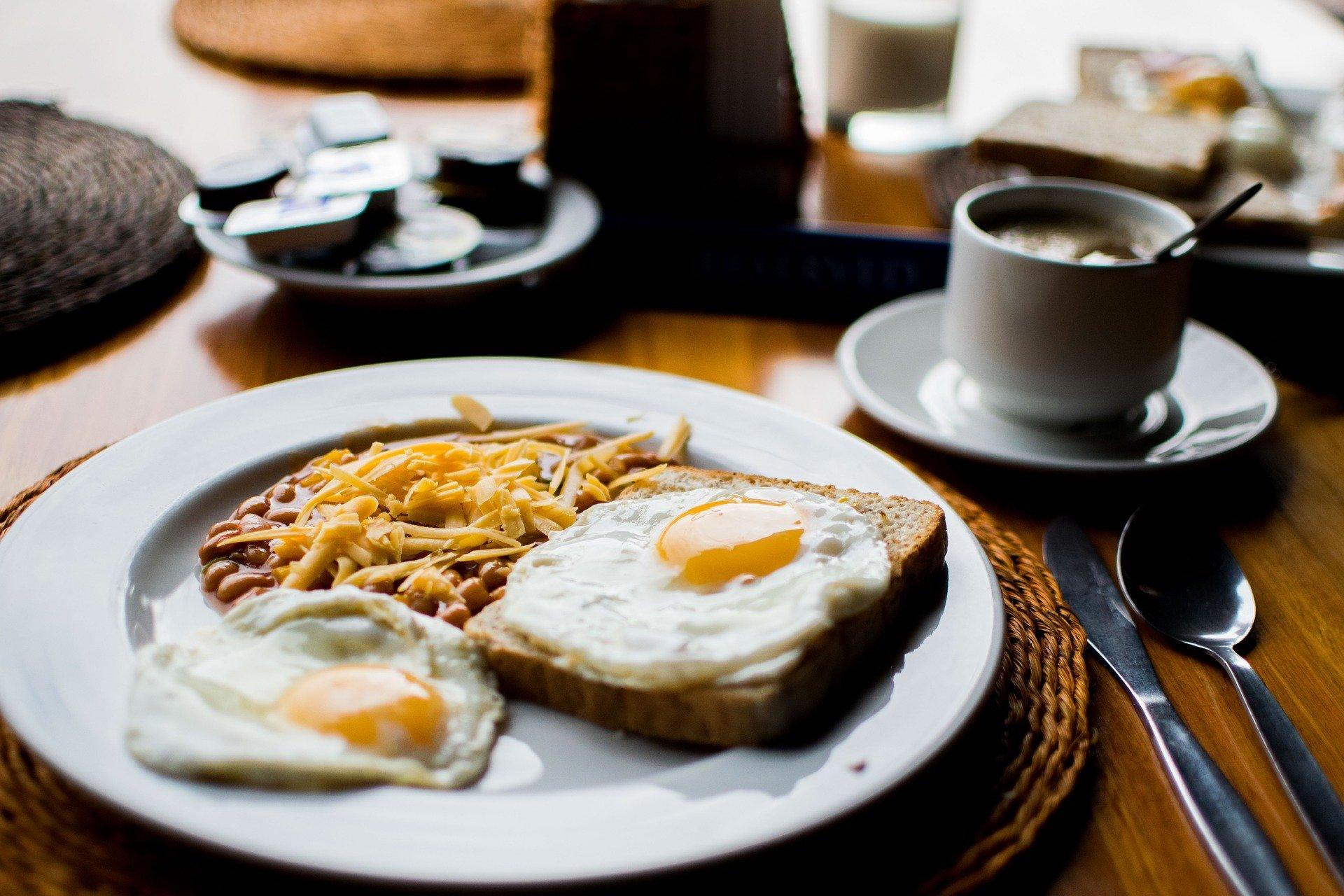 volská oka na snídani